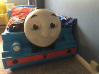 Thomas Tank Engine children's bed
