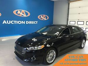 2016 Ford Fusion SE,LOW KM'S,AWD,FINANCE NOW!!