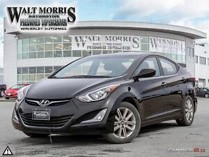2015 Hyundai Elantra Sport - HEATED SEATS, PWR SUNROOF, BLUETOOT