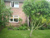 2 bedroom house in bedford swap for 2 bedrooms in norfolk only..NOT TO RENT..