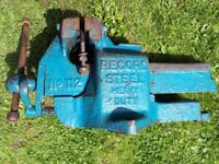 Bench Vice - Record 112