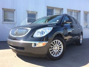 2012 Buick Enclave CXL1, AWD, LEATHER, BACKUP CAM, BLUETOOTH.