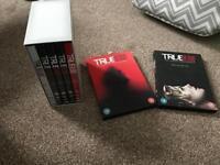 True blood DVD's