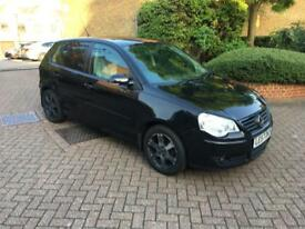 Volkswagen Polo Match(2008), 1.2L petrol manual