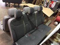 vauxhall vivaro minibus seat