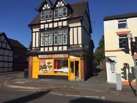 Takeaway shop lease for sale Leominister