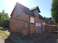 2 WAREHOUSE/GARAGE UNITS TO LET OFF ALLANDALE ROAD LEICESTER. PRIME LOCATION FOR STONEYGATE AREA