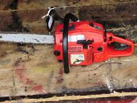 Shindaiwa Chain Saw Model 488.Professional
