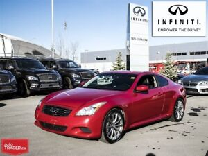 2008 Infiniti G37 Coupe Premium Sport Package, Bluetooth,Heated