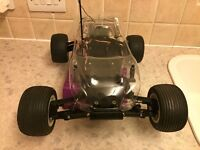 RC NITRO CARS WANTED WORKING & NON-WORKING