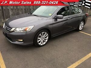 2013 Honda Accord Touring, Automatic, Leather Sunroof, 47,000km