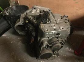 Vw Passat tdi 6 speed gearbox