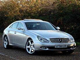 Mercedes-Benz CLS 5.5 CLS500 7G-Tronic AUTO 4dr