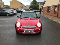 Mini Cooper 1.6 Petrol Year 2005 With Low Mileage 2 keys and 1 Year Mot