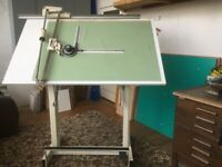 Professional Drawing Board with stand
