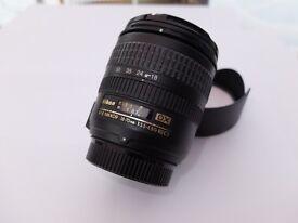 Nikon AF-S DX 18-70 mm f/3.5-4.5 G IF ED