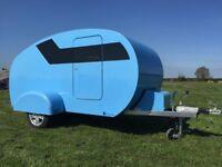 Teardrop Trailer Caravan Hire