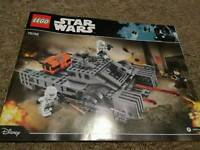 LEGO STAR WARS 75152 IMPERIAL ASSAULT HOVERTANK NEW