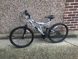 2 Mountain bike- need minor repairs