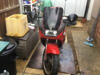 Spares or repair Suzuki gsx f 600