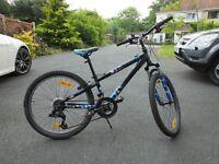 "Trek MT-220 24"" wheel mountain bike"