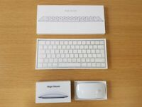 Apple Magic Mouse 2 & Keyboard