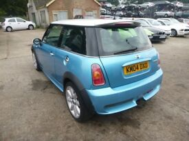 MINI COOPER S - KM04DXD - DIRECT FROM INS CO