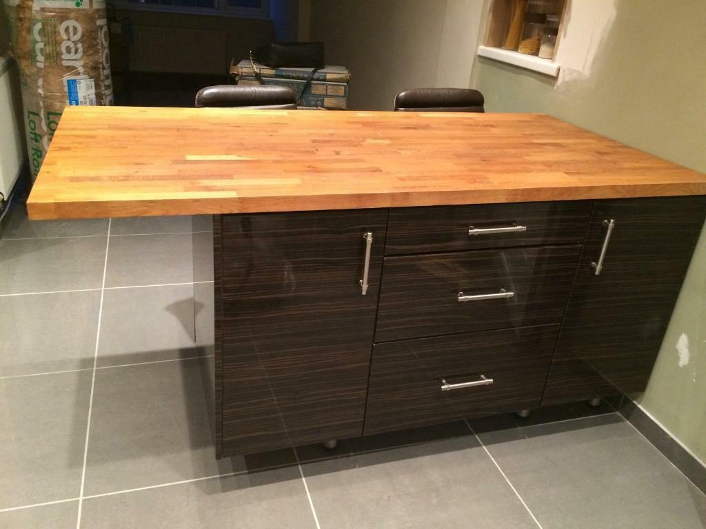 Kitchen Central Island In Pengam Green Cardiff Gumtree
