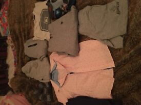 Boys clothes bundle 7-9 years