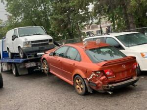 Junk Car? Get $100 - $10,000 | Get Cash On Spot For Scrap Car & Unwanted Cars | Free Tow| 24/7 Scrap Cars Removal