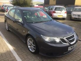 2008 Saab 9-3 Vector Sport ....New MOT...Fully Documented Service History....P/X Considered