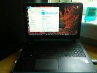 Laptop HP, 8 gb ram,intel core i3