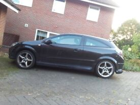 Vauxhall astra 2009 sri xp