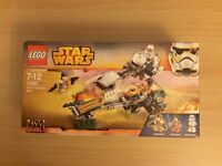Lego Starwars Rebels - Ezra's Speeder Bike (75090) New (but discontinued from Lego) and unopened