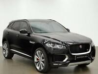 Jaguar F-pace V6 S AWD (black) 2017-03-31
