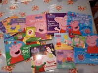 Peppa Pig Books **EXCELLENT CONDITION**