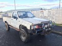 TOYOTA HILUX 2.4 NON TURBO DIESEL PICKUP 4x4 EXCELLENT ENGINE!! BARGAIN!