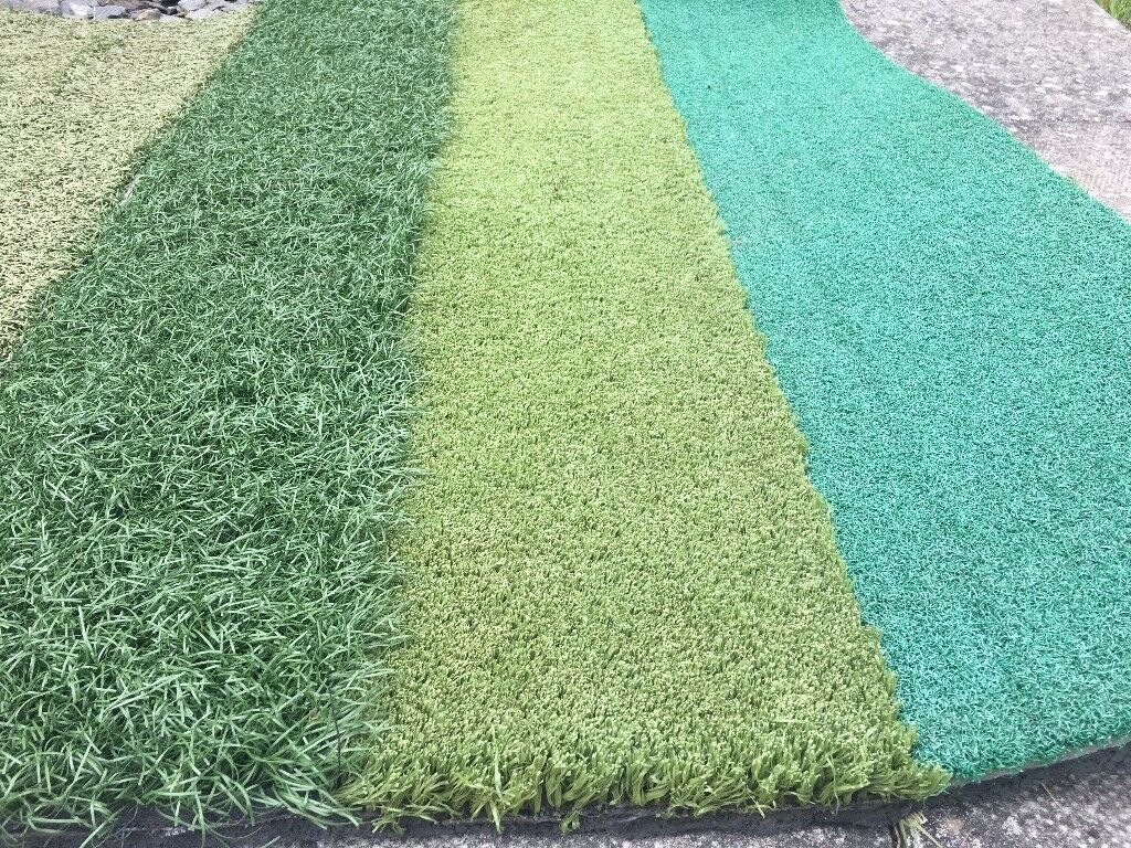 Golf Artificial Grass Driving Mat