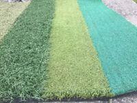 Golf Artificial Grass Driving Mat