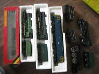 job lot oo gauge trains