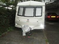 FOR SALE 1999 ABI AWARD BRIGHT STAR 2 BERTH CARAVAN