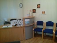A BEAUTIFULLY FURNISHED CLINIC SPACE IN AN ENVIABLE AREA OF ABERDEEN CITY