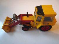 CORGI Die-cast Tractor/Digger 1960s