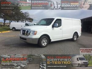 2012 Nissan NV Cargo 2500 LOW ROOF
