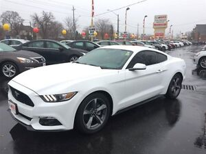 2015 FORD MUSTANG V6- CRUISE CONTROL, REAR VIEW CAMERA, REMOTE S