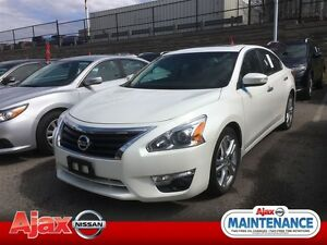 2013 Nissan Altima 3.5 SL*Navigation*Accident Free