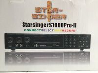 Starsinger S1000 Pro ll Karaoke machine