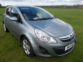 ** 2011 Vauxhall Corsa sxi Full years MOT **