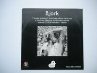 Bjork 'Venus as a Boy' Times Promo CD + 1 video