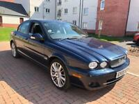 Jaguar X type 2.2 Diesel sport 6 Speed 09reg 85000 FSH 1 year mot no advisory